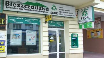 KNF umorzyła postępowanie w sprawie przejęcia Bieszczadzkiej SKOK przez inną kasę