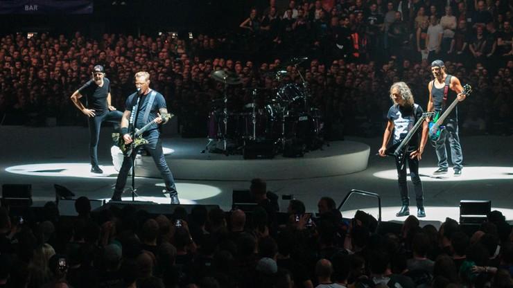 Charytatywna Metallica. Pieniądze na walkę z pożarami w Kalifornii