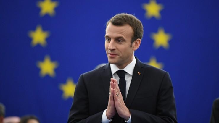 Macron apeluje o zreformowanie Unii Europejskiej