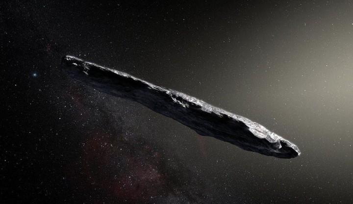 """Podejrzewano, że to statek obcych. Naukowcy odkryli czym jest """"przybysz"""" z kosmosu"""