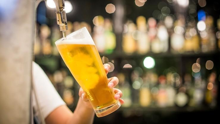 Polska drugim największym producentem piwa. Niemcy nie mają sobie równych