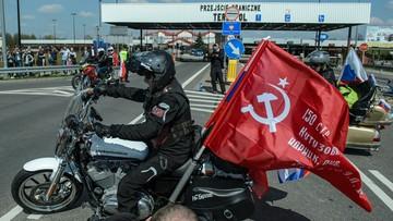 """""""Nocne Wilki"""" zatrzymane na granicy w Terespolu. """"Zagrożenie ładu i bezpieczeństwa publicznego"""""""