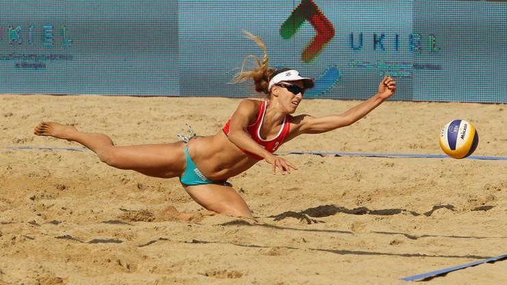 World Tour w Gstaad: Brzostek i Kołosińska odpadły w barażu o 1/8 finału