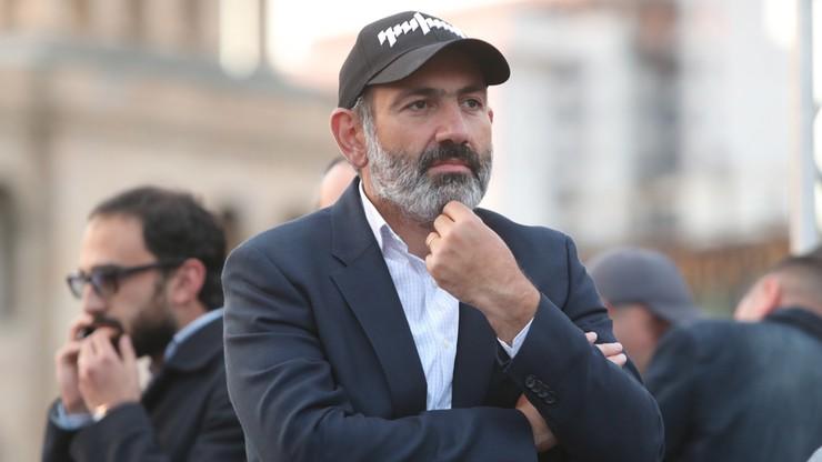 Koniec impasu. Paszynian wybrany na premiera Armenii