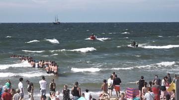Tragedia w Darłówku. Adwokat rodziny złoży zawiadomienie do prokuratury ws. ratowników wodnych