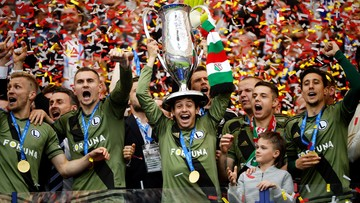 Legia z Pucharem Polski