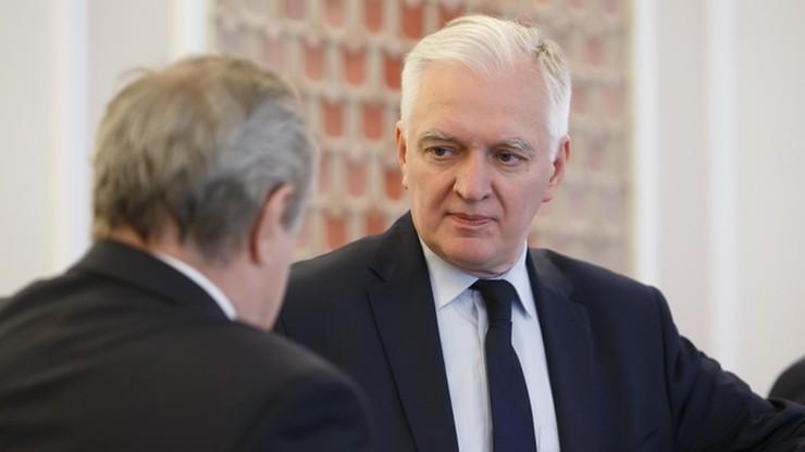 Gowin: 8 tys. zł na rękę w Warszawie, Krakowie, Poznaniu to nie są zarobki wysokie