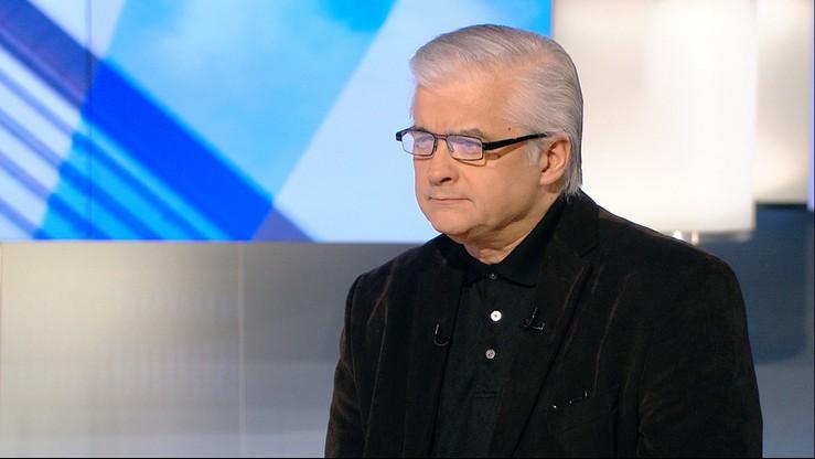 Cimoszewicz: polityka PiS idzie po linii putinowskiej