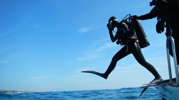 Jezioro Garda: wypadek podczas rekordowego nurkowania. Trwają poszukiwania Polaka