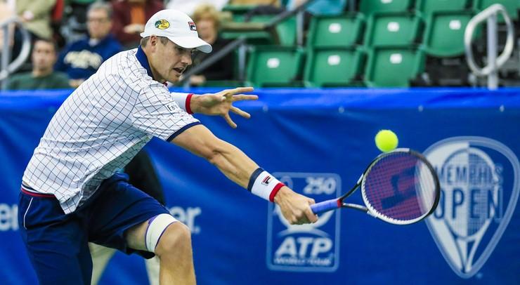 ATP Memphis: Porażki faworytów