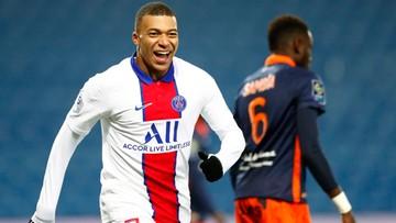 Mbappe czuje się wyzwolony po zdobyciu setnej bramki dla PSG