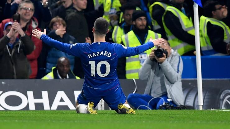 One man show! Błysk geniuszu Hazarda w starciu z West Hamem
