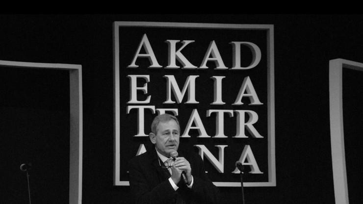 Podano datę pogrzebu aktora Andrzeja Strzeleckiego