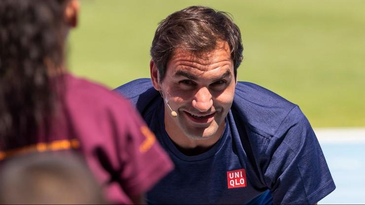 ATP w Dausze: Roger Federer zamierza niedługo wrócić do rywalizacji
