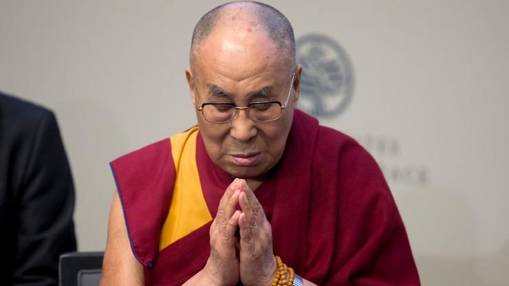 Obama spotka się z Dalajlamą. Chiny protestują