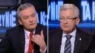 """Jaśkowiak zachęcał, Biedroń pozostał przy swoim. Na """"Marsz Wolności"""" nie pójdzie"""