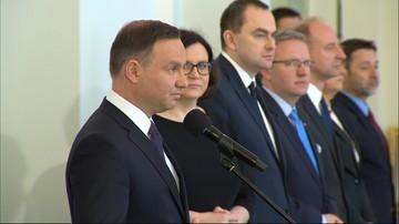 Prezydent przyjął ślubowanie od sędziego TK Zbigniewa Jędrzejewskiego