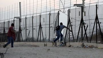 Czterech Palestyńczyków zastrzelonych na granicy ze Strefą Gazy