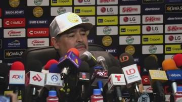 Diego Maradona musi pilnie poddać się operacji stawów kolanowych