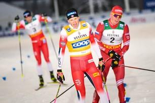 PŚ w biegach: Klaebo najszybszy na 15 km w Ruce