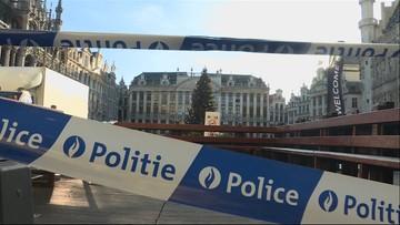 Święta w domu i godzina policyjna. Surowe restrykcje w Belgii [WIDEO]