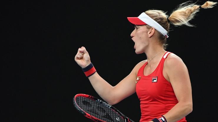 WTA w Tajpej: Pogromczyni Linette awansowała do finału