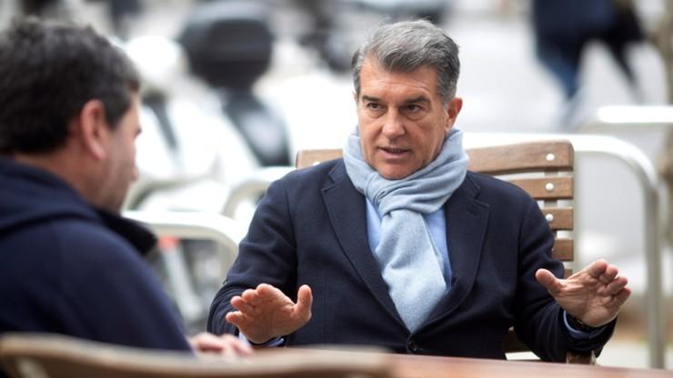 Joan Laporta prezesem Barcelony