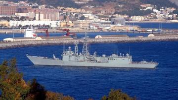 Rosja wycofała wniosek o zgodę na zawinięcie jej okrętów do Ceuty