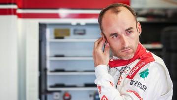 Robert Kubica zadebiutuje w 24-godzinnym wyścigu
