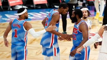 Brooklyn na mistrza?! Tak, jeśli nowa Wielka Trójka NBA się nie pokłóci...