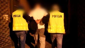 Zatrzymano podejrzanego o napaść na policjantów w noc sylwestrową