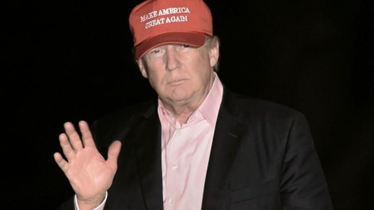 Tylko 9 proc. Republikanów wierzy w zmowę Trumpa z Rosją