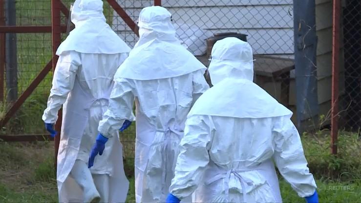 Epidemia eboli pochłonęła 55 ofiar. Wirus atakuje w Demokratycznej Republice Konga
