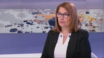 Mazurek: proszę Broniarza i Schetynę, żeby nie nastawiali nauczycieli przeciwko nam