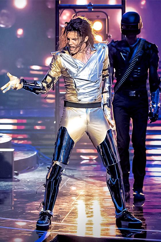 """2021-04-21 """"Twoja Twarz Brzmi Znajomo"""": Kontuzja Michaela Jacksona"""