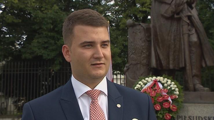 Bartłomiej Misiewicz oskarżony o sprzedawanie wódki bez zezwolenia