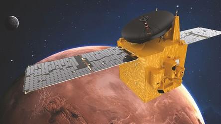 Za dwa dni Zjednoczone Emiraty Arabskie umieszczą pierwszą sondę na orbicie Marsa