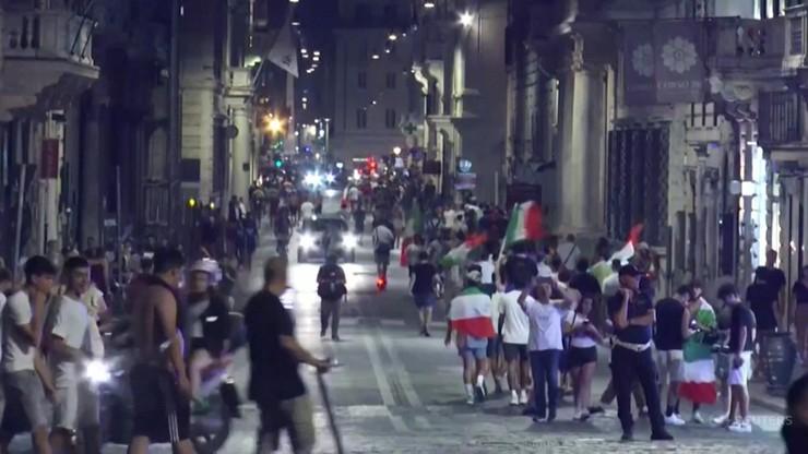 Włochy. Pięć razy więcej zakażeń w Rzymie. Wzrost po Euro 2020