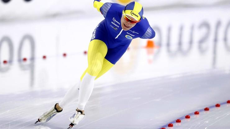 MŚ w łyżwiarstwie szybkim: Złote medale Schouten i van der Poela na zakończenie