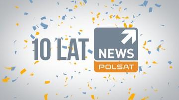 Świętujemy 10. urodziny Polsat News. Zapraszamy na krótką podróż w czasie