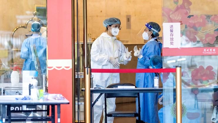 """To tam rozpoczęła się epidemia koronawirusa. """"Nie ma już ani jednego zakażonego"""""""