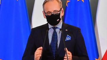 Minister zdrowia prognozuje, ilu Polaków udałoby się wyszczepić do jesieni