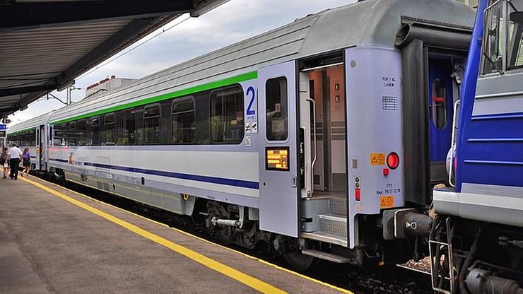 Chaos na kolei. Odwołany pociąg PKP Intercity ruszył w trasę