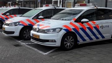 Polak staranował w Holandii radiowóz. Był zmęczony jazdą 11 godzin bez przerwy