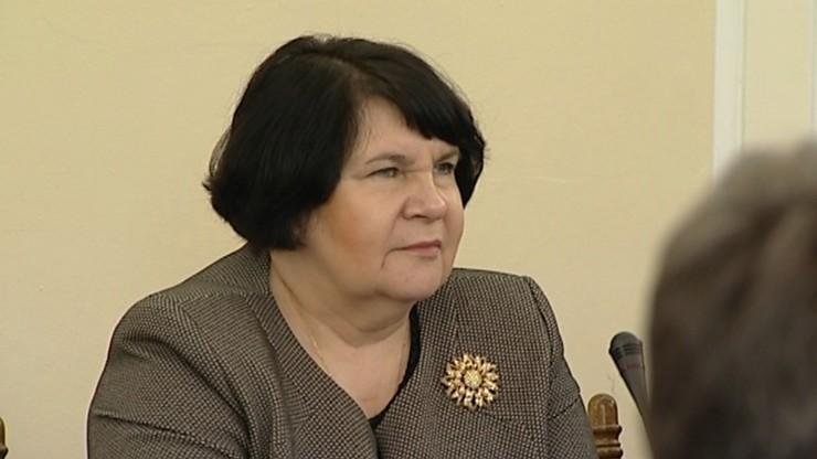 Sobecka pyta, kto organizuje protesty w obronie sądów i czy finansuje je Soros