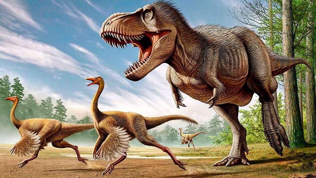 Dinozaury zniknęły z Ziemi w ciągu zaledwie 15 lat po uderzeniu kosmicznej skały