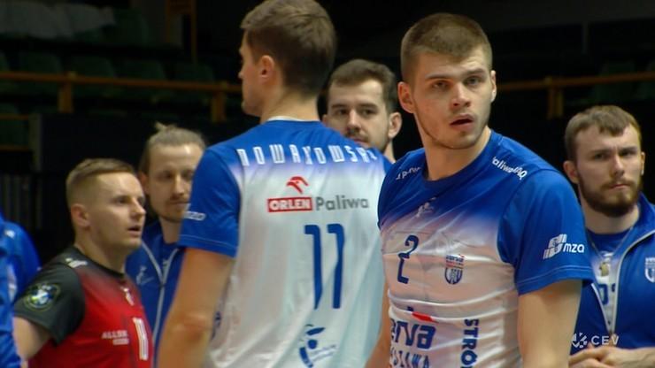 Bartosz Kwolek pewny przed fazą play-off PlusLigi: Inni nie chcieliby na nas trafić