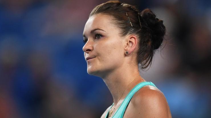 WTA w Stambule: Radwańska skreczowała w pierwszej rundzie