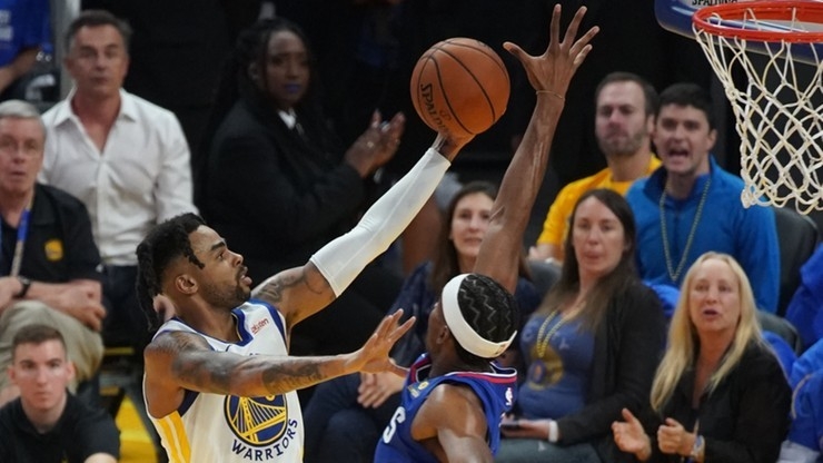 """NBA: Drugie z rzędu zwycięstwo """"Wojowników"""""""