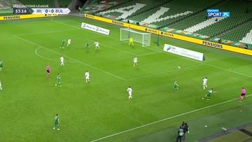 Irlandia – Bułgaria 0:0. Skrót meczu